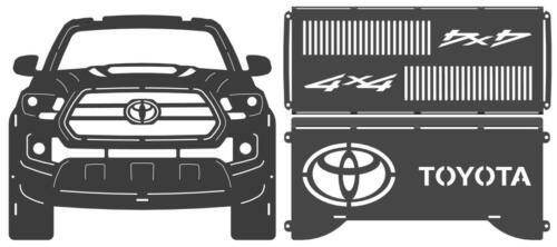 Toyota Fire Pit parts
