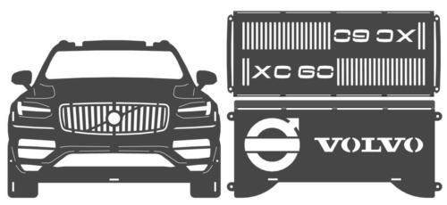 volvo xc60 fire pit parts