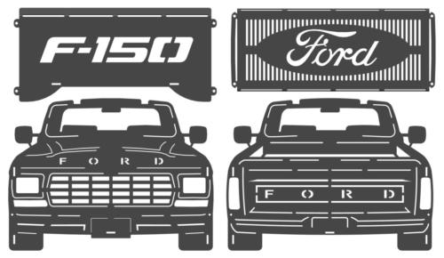 1979 ford fire pit parts