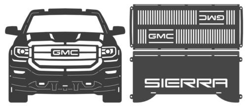 2018 GMC Fire Pit parts