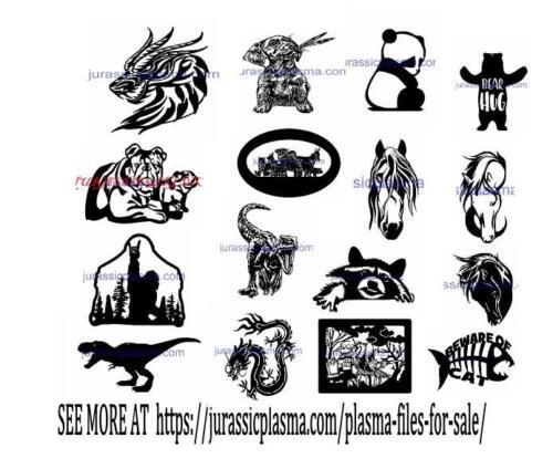 2020 bundle preview animals 1 image