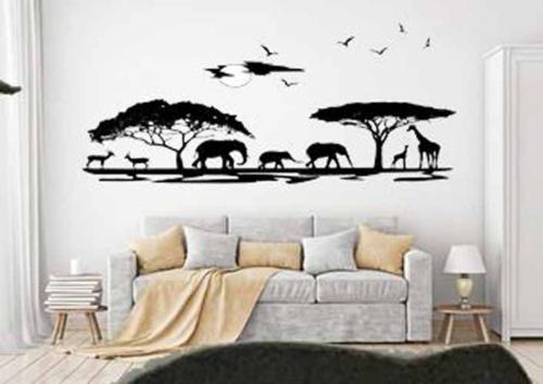 Africa scene #1