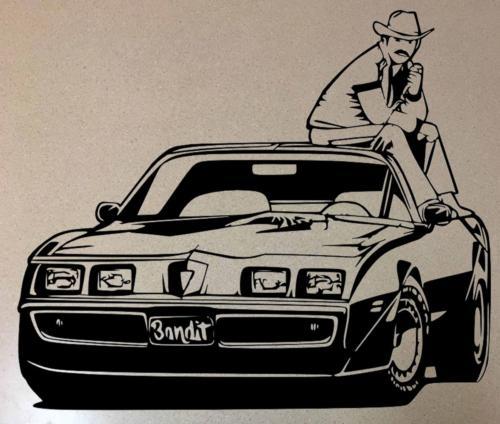 Bandit Trans AM #3