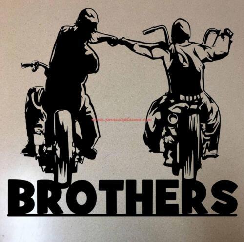 Biker brothersI