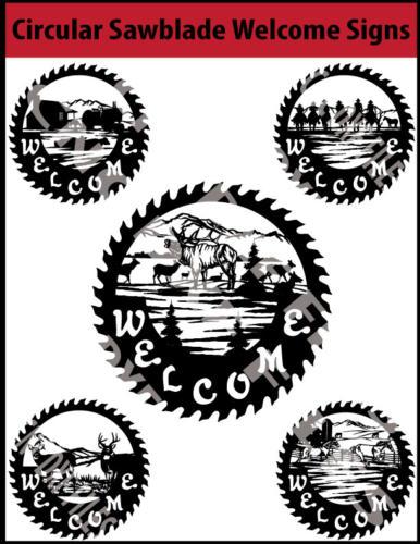Circular-Sawblade-Welcome-Signs-Product-Kit-Image