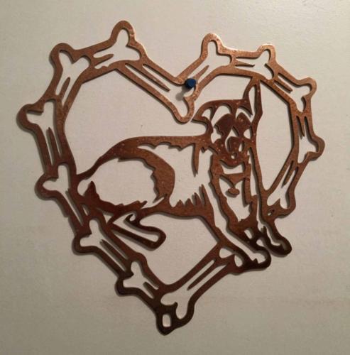 Dog and bones4s