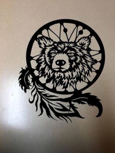 Dream Catcher bear - Copy