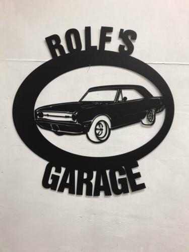 Garage # 57 names removed