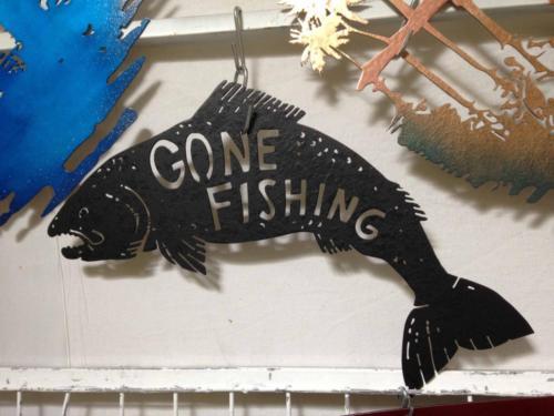 Gone fishing13s