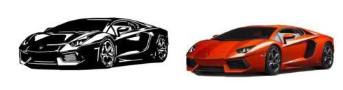 Lamborghini trace