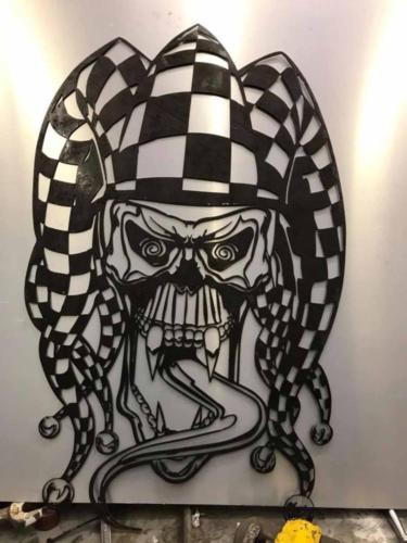 Maniac Monster truck Jester #37