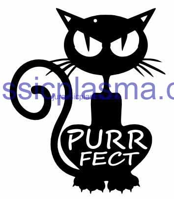 PURR FECT CAT 12 IMAGEWM