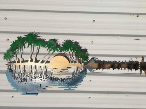 Palm Tree Gitiar 2BT