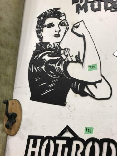 Rosie riveter #28