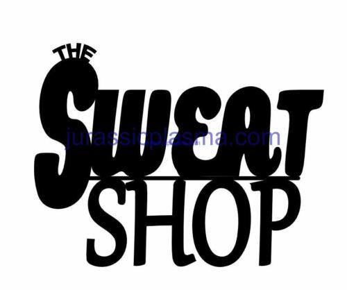 SWEAT SHOP 24X18 imageWM