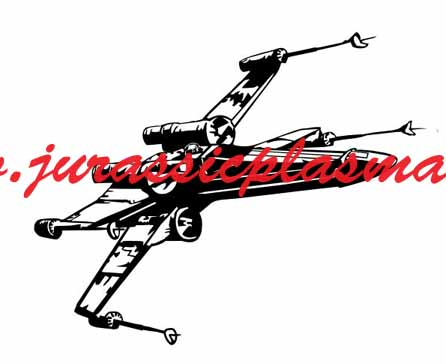 X wing fighterX (1) (1)