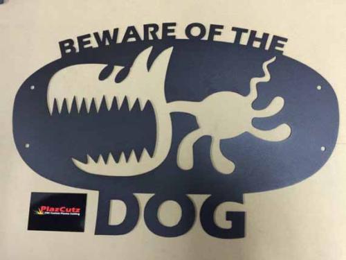 beware dog 34s