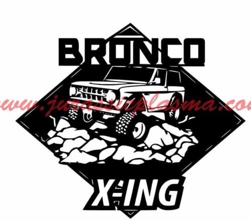 bronco crossing24L