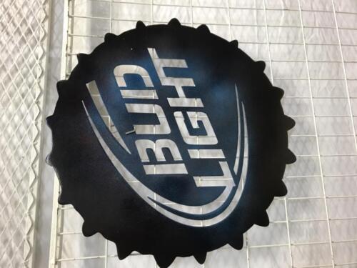 bud light beer cap