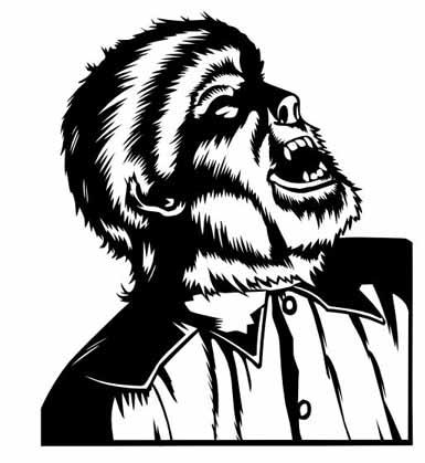 classic werewolf imagec
