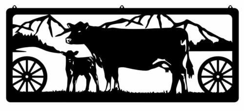 cow and calf wagonn wheel 20x48c