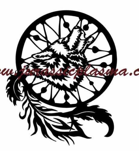 dreamcatcher wolf 22acAJ - Copy