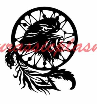 dreamdream eagle blackAE - Copy