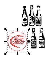 Beer Signs Bundle, 6 files total$20 USD. Bundle