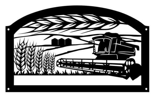 grain farm sign 36x22