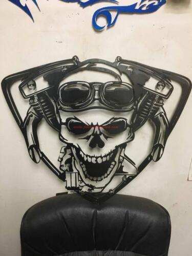 harley motoskull3AW
