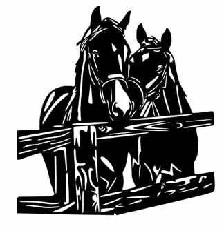 horses with fence buddys 18c (1) (1)