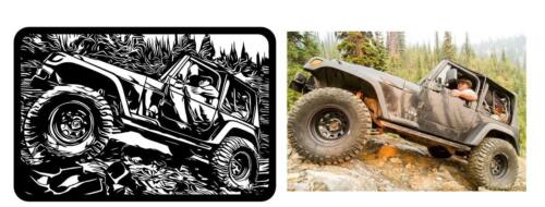 jeep trace