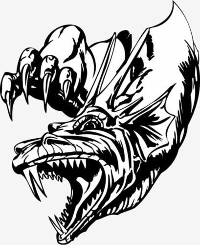 mean dragon #36