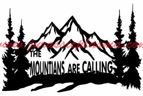 mountians are callingBM