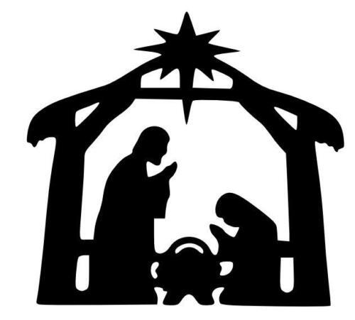 nativity scrap 4