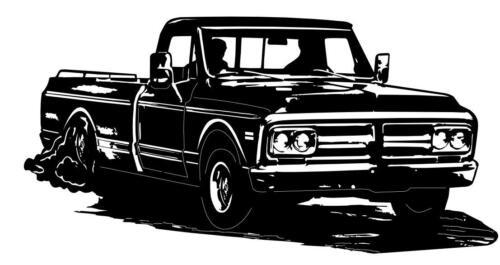ol chev truck