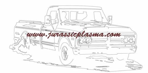 old chev truck 70s 2cCQ (1)