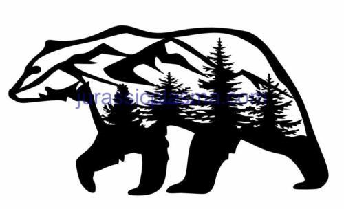 sandra bear mountain tree 30 inch imageWM