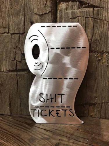 shit tickets 28s
