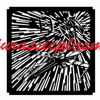 star wars lightspeed XWING LEDU (1) (1)