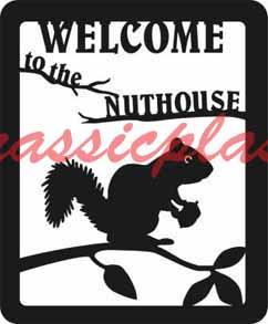 welcome to the nut houseBI