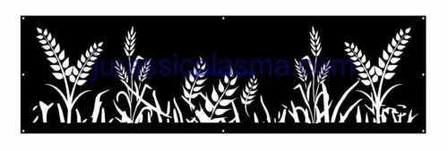wheat panel wind break image 55x 16WM