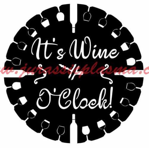 wine clock drinksBX